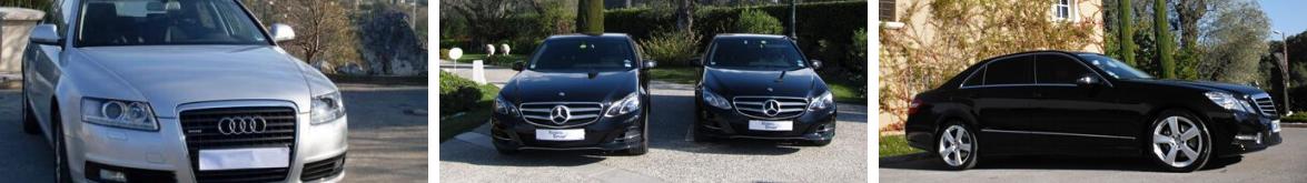 Berlines de location avec chauffeur haut de gamme - Nice 06