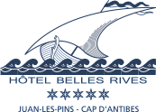 Hotel Belle Rives à Antibes 06