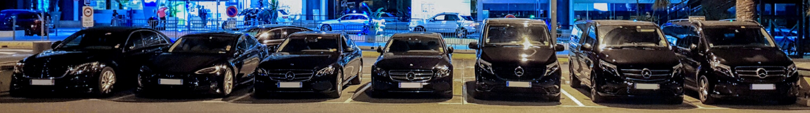 voitures luxe transport chauffeur prive - Nice - Cannes - Antibes - 06 - Riviera Driver